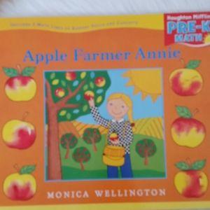 Houghton Mifflin Apple Farmer Annie Big Book
